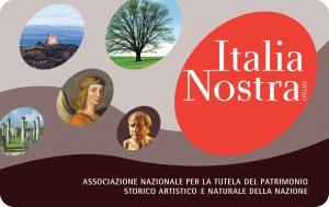 sostieni Italia Nostra